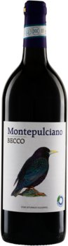 Becco Montepulciano, rot