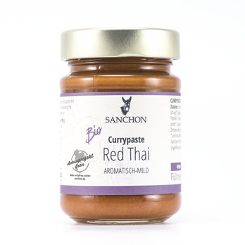 Currypaste Red Thai