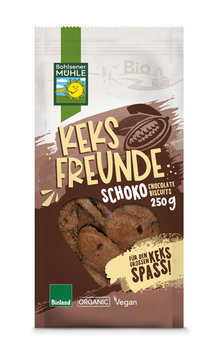 KeksFREUNDE Chocolate Biscuits