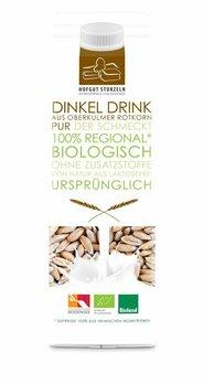 Dinkel Drink Natur Pur   ohne Zuckerzusatz