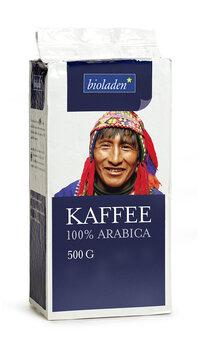 b*Kaffee 100% Arabica   100% Arabica