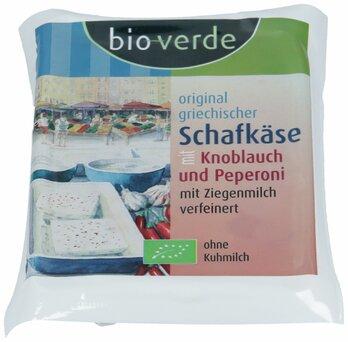 Schafkäse m. Knobl.+Pep.,vak