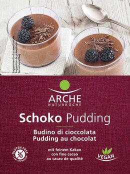 Puddingpulver Schokolade