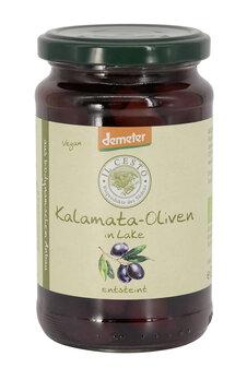 Kalamata Oliven in Lake natur ohne Stein