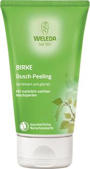Birke Dusch-Peeling