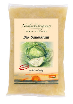 Sauerkraut im Beutel   Dirk Schoof