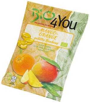 Mango Orange Bonbons