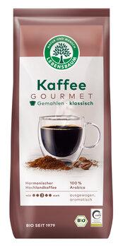 Gourmet Kaffee gemahlen