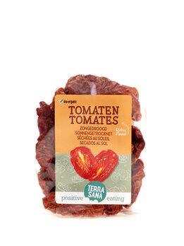getrocknete Tomaten in der Tüte