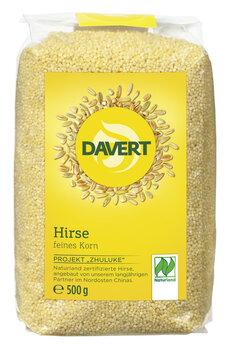 Hirse DAV