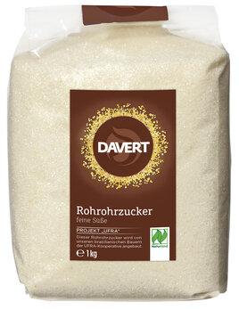 Rohrohrzucker - 1kg - DAV