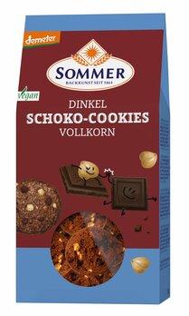 Dinkel Schoko Cookies