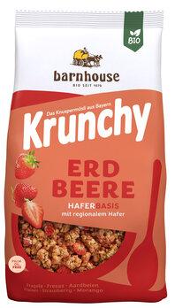 Krunchy Erdbeer Müsli