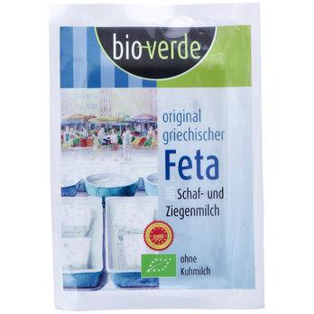 Griechischer Feta, vakuum   aus Schaf- u. Ziegenmilch