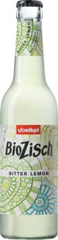 Bio Zisch Bitter Lemon 0,33 l
