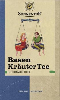 Basen KräuterTee bio Doppelkammerbeutel