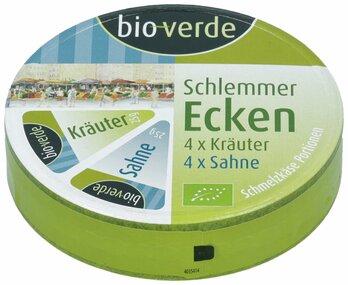 Käse Schlemmer-Ecken Kräuter/Sahne