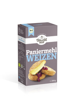 Weizen Paniermehl / Brösel
