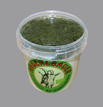 Ziegen Bärlauch-Pesto-Töpfchen