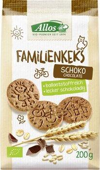 Familienkeks Schoko