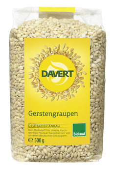 Gerstengraupen, Davert