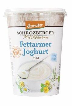 demeter fettarmer Naturjoghurt mild