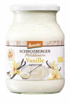 Joghurt Vanille 3,5%