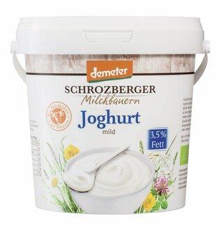 Vollmilchjoghurt 3,5% - 1 kg