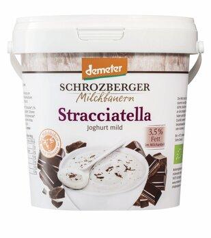 Joghurt mild Stracciatella 1 kg