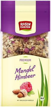 Mandel Himbeer Krokantmüsli