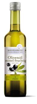 Olivenöl mittel fruchtig nativ extra