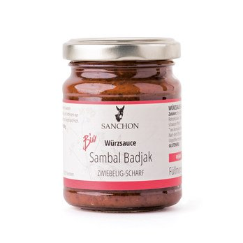 Wrzsauce Sambal Badjak