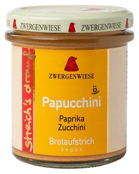 Streich's drauf Papucchini   Paprika-Zucchini Aufstrich