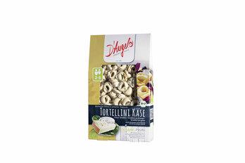 Tortellini Käse Teigware mit käsehaltiger Füllung