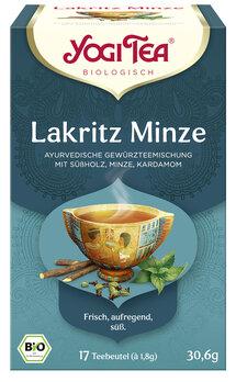 Yogi Tea® Lakritz Minze Bio