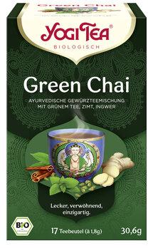 Yogi Tea® Green Chai Bio