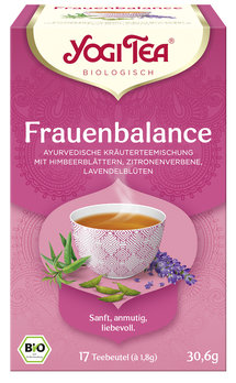 Yogi Tea® Frauenbalance Bio
