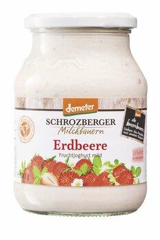 Joghurt Erdbeere 3,5%   beerenbauern-Joghurt