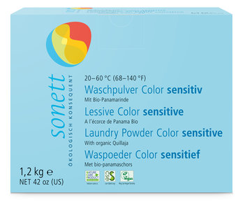 Waschpulver color sensitiv