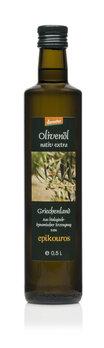 Demeter Olivenöl extra nativ von Epikouros Kalamata/Griechenland