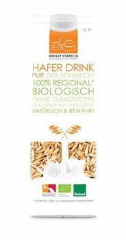 Hafer Drink Natur Pur   ohne Zuckerzusatz