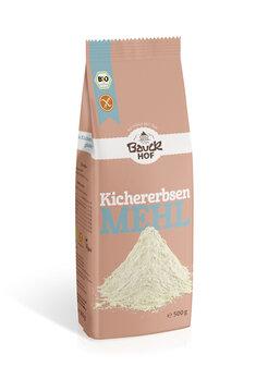 Kichererbsenmehl glutenfrei Bio