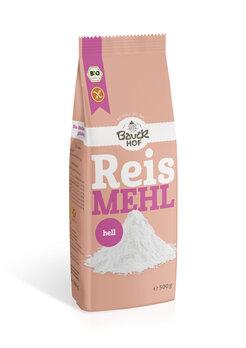 Reismehl hell glutenfrei Bio