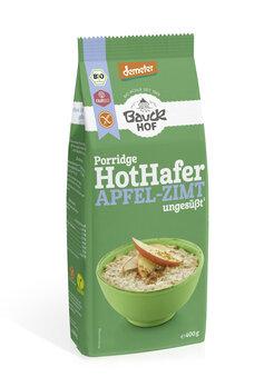 Hot Hafer Apfel-Zimt glutenfrei Demeter