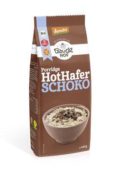 Hot Hafer Schoko glutenfrei Demeter