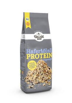 Hafer Müsli Protein glutenfrei Bio