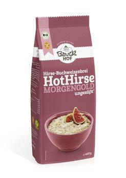Hot Hirse Morgengold glutenfrei Bio