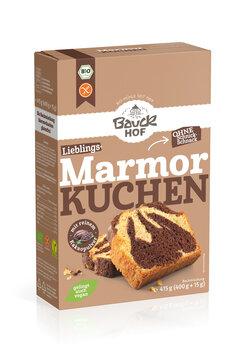 Marmorkuchen glutenfrei Bio