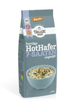 Hot Hafer 7-Saaten glutenfrei Demeter