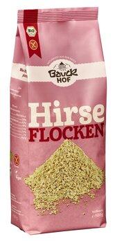 Hirseflocken glutenfrei Bio